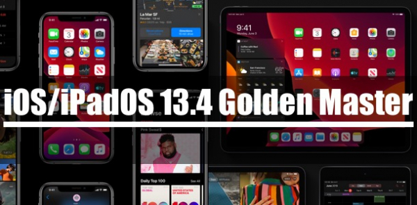Apple выпустила iOS/iPadOS 13.4 Golden Master для разработчиков